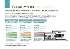 ウェブ広告|サイト構築