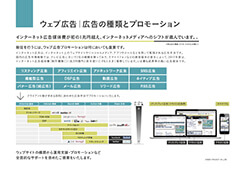 ウェブ広告|広告の種類とプロモ―ション